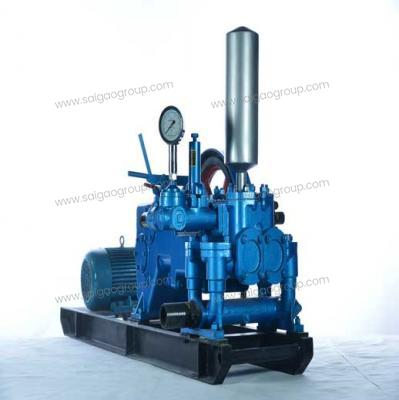 BW120/2 Horizons Three Cylinder Recinating Double acting piston Pump