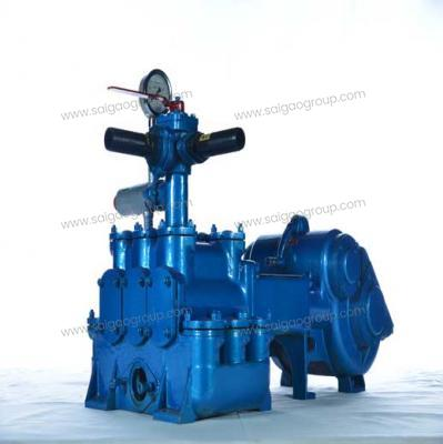 BW45 Horizons Three Cylinder Recinating Double Acting Piston Pump